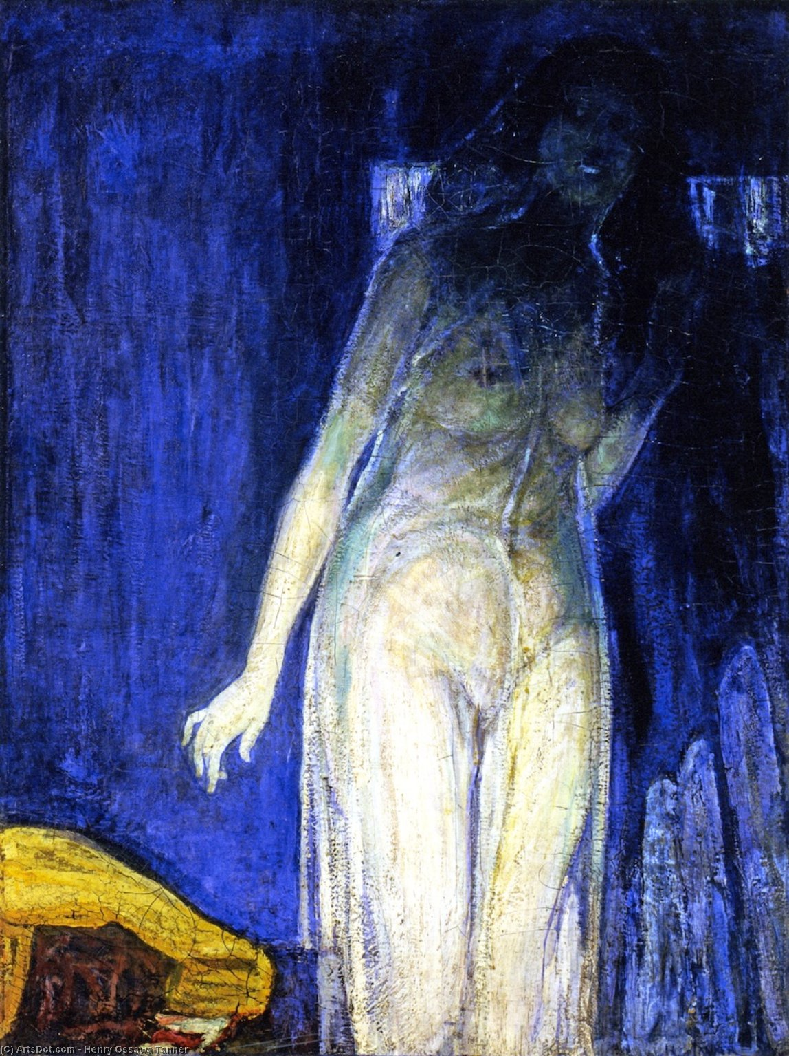 Salome, huile sur toile de Henry Ossawa Tanner (1859-1937, United States)