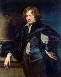 Anthony Van Dyck - autoportrait 1