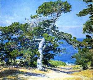 Guy Orlando Rose - Une Carmel Pin