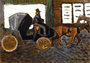 Auguste Chabaud - le transport