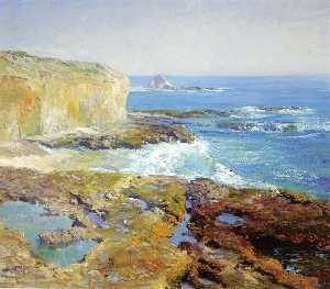Guy Orlando Rose - Laguna Roches , faible ma..
