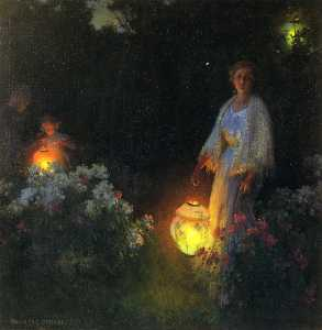 @ Charles Courtney Curran (85)