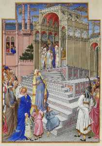 Limbourg Brothers - purification de  au  vier..
