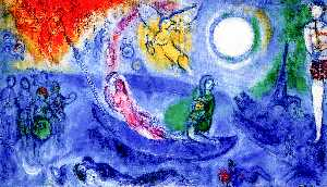 Marc Chagall - le concert