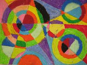 Robert Delaunay - color explosion