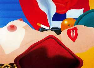Tom Wesselmann - great american nude non ...
