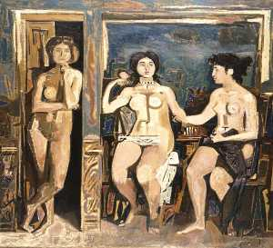 Yiannis Moralis - composition funeral