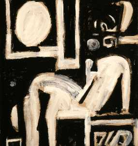 Yiannis Moralis - composition funeral VII