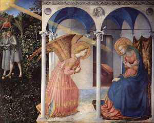Fra Angelico - lannonciation