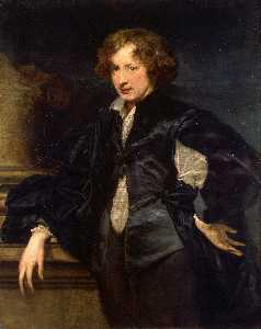 Anthony Van Dyck - autoportrait