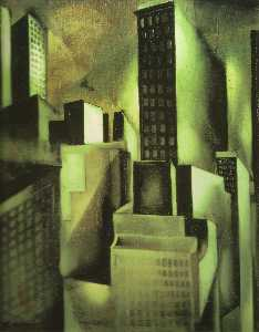 Tamara De Lempicka - New York