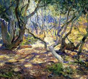 Guy Orlando Rose - oak grove , Carmel