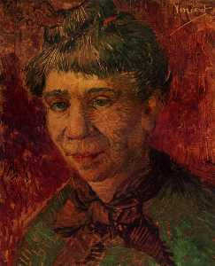 Vincent Van Gogh - portrait d-un woman