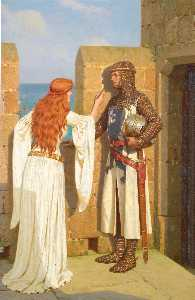 @ Edmund Blair Leighton (83)