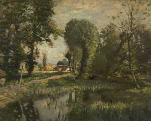 Frederick William Jackson - Paysage