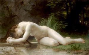 William Adolphe Bouguereau - Biblis