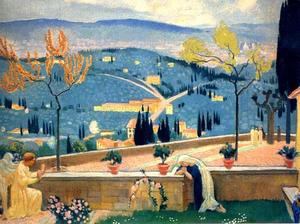 Denis Maurice - ANNONCIATION A FIESOLE