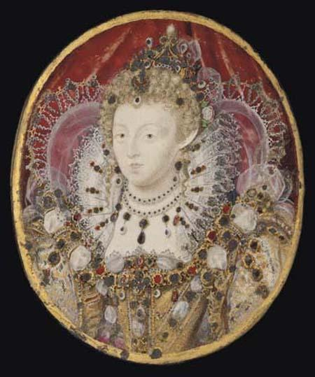 Elizabeth Iv 2 de Nicholas Hilliard (1577-1619, United Kingdom) | Reproduction Peinture | ArtsDot.com