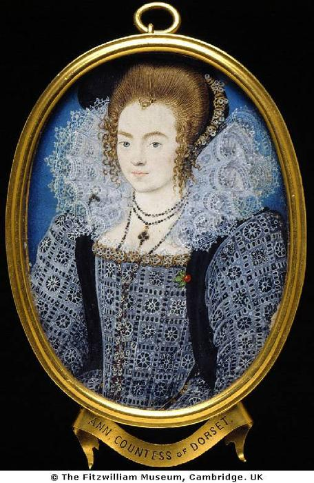 inconnu dame 2   de Nicholas Hilliard (1577-1619, United Kingdom) | Reproductions D'art Sur Toile | ArtsDot.com
