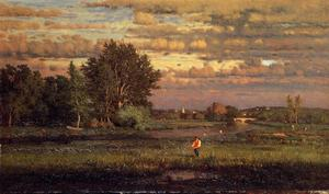 George Inness - Nettoyer