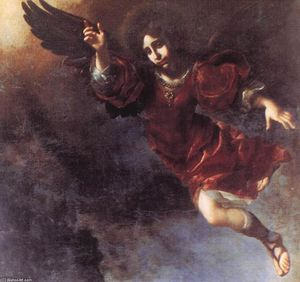 Carlo Dolci - Le Guardian Angel