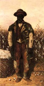 William Aiken Walker - Cotton Picker 1