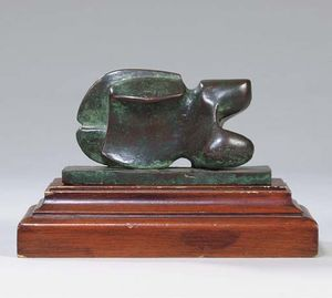 Henry Moore - Maquette pour Carving
