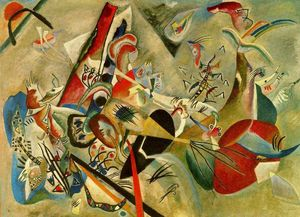 Wassily Kandinsky - les grises