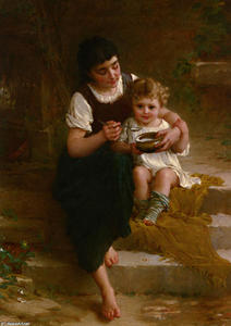 Emile Munier - Tender Moment