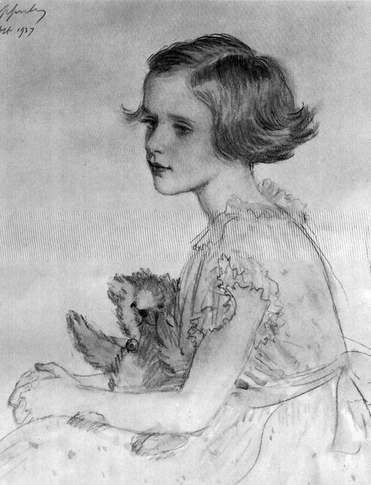 Anne Mostayn de Jorge Apperley (George Owen Wynne Apperley) (1884-1960, United Kingdom)