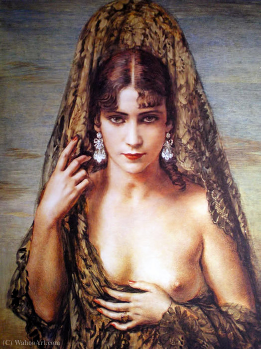 Idolo eterno de Jorge Apperley (George Owen Wynne Apperley) (1884-1960, United Kingdom) | ArtsDot.com