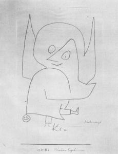 Paul Klee - ange cloche