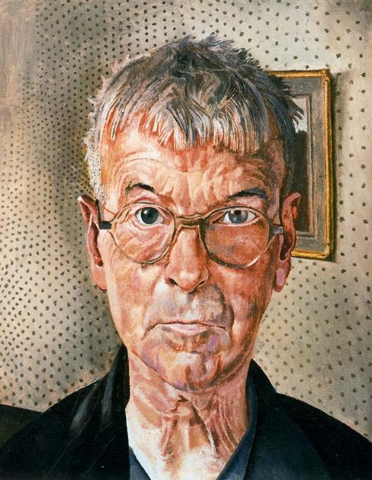 portrait d'individu 2 de Stanley Spencer (1891-1959, United Kingdom)