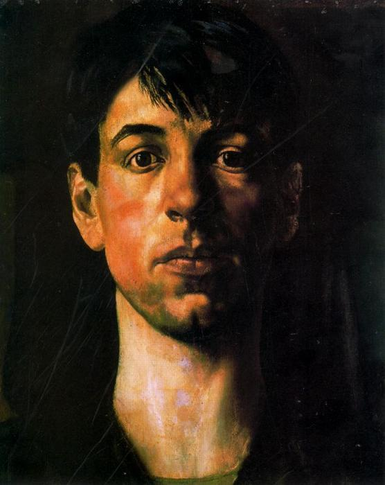 Self-Portrait 1 de Stanley Spencer (1891-1959, United Kingdom)