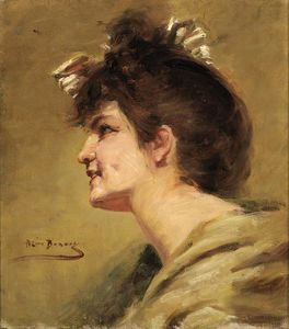 Alice Pike Barney - Le Dimple