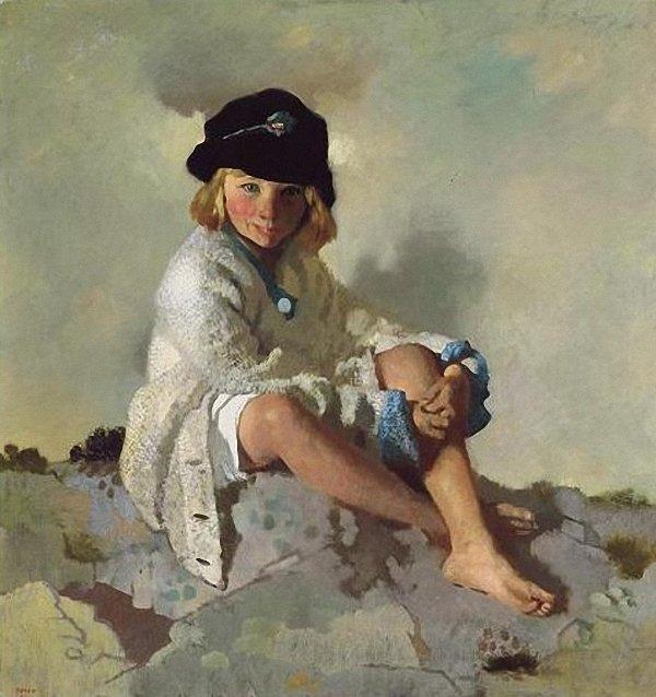 Trousse, 1913 de William Newenham Montague Orpen (1878-1931, Ireland)