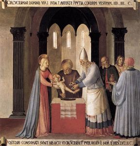 Fra Angelico - Circoncision