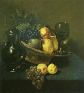 Judith Leyster - Nature Morte