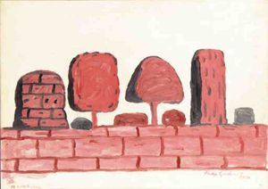 Philip Guston - Roma