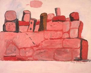 Philip Guston - Cerveteri