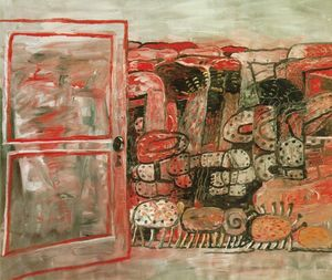 Philip Guston - entrée