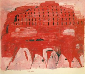 Philip Guston - Faubourgs