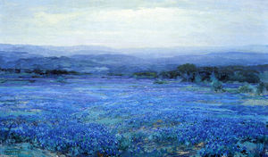 Robert Julian Onderdonk - panoramique paysage