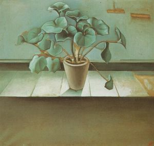 Salvador Dali - planter