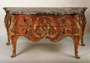 Antoine Robert Gaudreaus - Commode