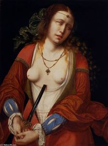 Master Of The Holy Blood - Lucretia