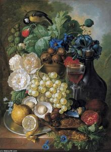Jan Van Os - nature morte