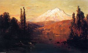 Thomas Hill - Mount Shasta