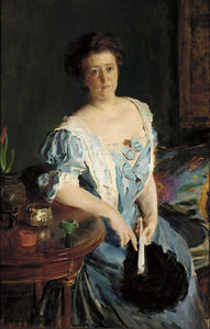 Cecilia Beaux - Mme John Frederick Lewis