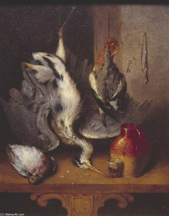 nature morte de Benjamin Blake (1757-1830, United Kingdom) | ArtsDot.com